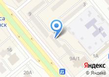 Компания «ТТК Сибирь» на карте