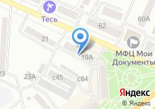 Компания «СпецАвтоСтрой» на карте