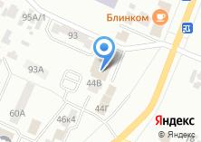 Компания «Домотехника» на карте
