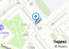Компания «Эгоистка» на карте