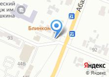Компания «СИА» на карте