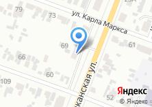 Компания «Спортландия» на карте
