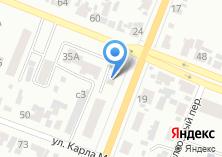 Компания «Стелс» на карте