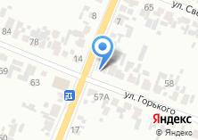 Компания «Буренка» на карте