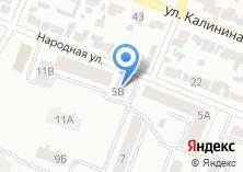 Компания «Арус» на карте