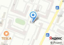 Компания «Норильск» на карте