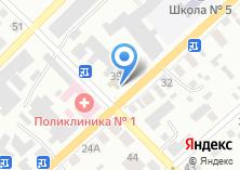 Компания «Центр вкладов и займов» на карте