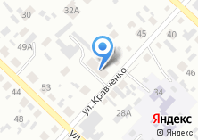 Компания «Уголовно-исполнительная инспекция ГУФСИН РФ по Красноярскому краю» на карте