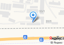 Компания «Фасад мебель» на карте