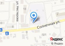 Компания «Березовский детский сад №2» на карте