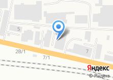 Компания «Автомойка на Трактовой» на карте