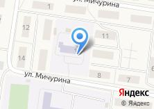 Компания «Березовский детский сад №4» на карте