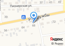 Компания «Капитошка» на карте