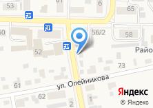Компания «Центр занятости населения Березовского района» на карте