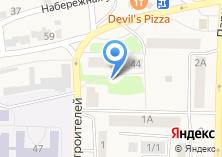 Компания «Нотариус Кривобокова О.Н» на карте