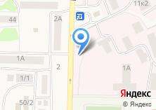 Компания «Продуктовый магазин на Парковой» на карте