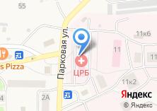 Компания «Березовская районная больница» на карте