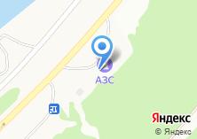 Компания «АЗС Дарс» на карте