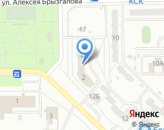 Компания Первый Советник на карте города