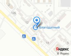 Компания Шелковица на карте города