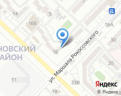 Компания VIRSAVIA на карте города