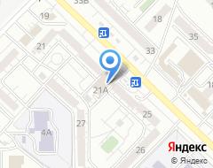 Компания Булгакова Е.Г. на карте города