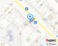 Компания СВ-Ломбард на карте города