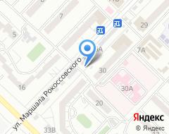 Компания Каспер на карте города