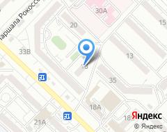 Компания Находка на карте города