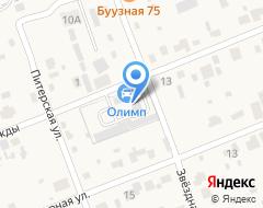 Компания Олимп-Кенон на карте города