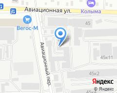 Компания Читаглавснаб на карте города