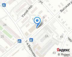 Компания Милена на карте города