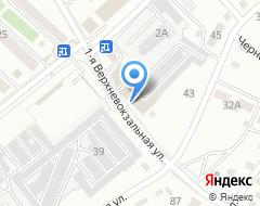 Компания Профессионал на карте города