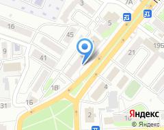 Компания Омега+ на карте города