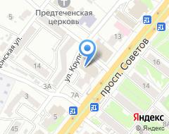 Компания TREND на карте города