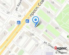 Компания Банкомат, Почта Банк, ПАО на карте города