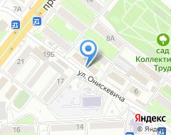 Компания Магазин обуви на карте города