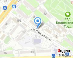 Компания Магазин одежды на карте города