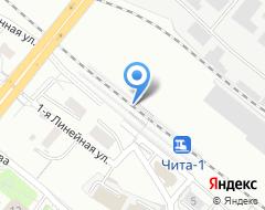 Компания Механик 75RUS на карте города