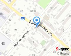 Компания ГосАвтополисъ на карте города