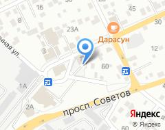 Компания AvtoTrend на карте города