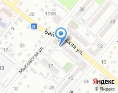 Компания Стекло-Сервис на карте города