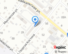 Компания Тольятти на карте города