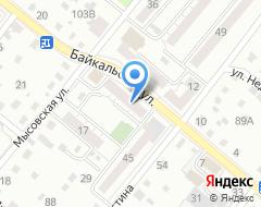 Компания Партнер на карте города