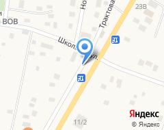 Компания Баян-Гол на карте города