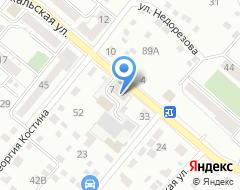 Компания Автобак$ на карте города