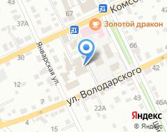 Компания Porsheнь на карте города