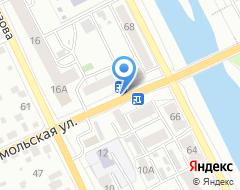Компания Microзайм на карте города