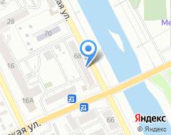 Компания Забайкалье на карте города