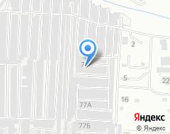 Компания Сигма-Авто на карте города